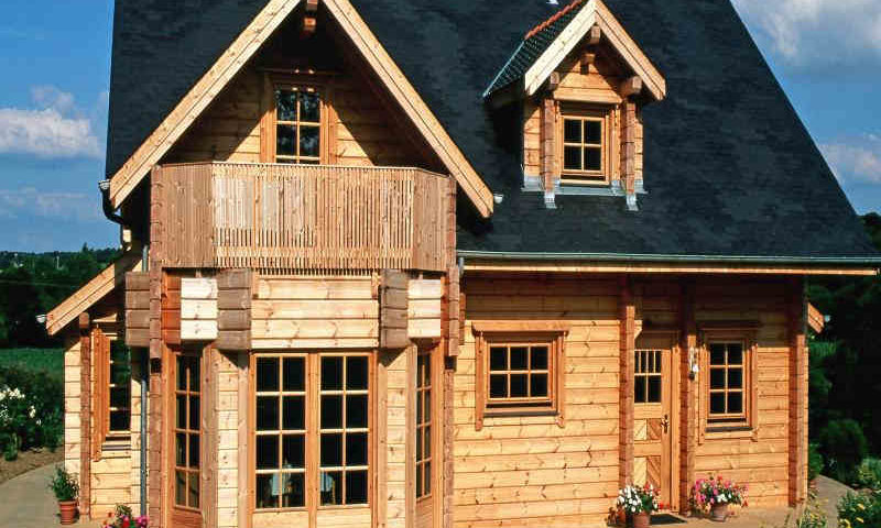 Costruire una casa prefabbricata in legno - Costruire una casa costi ...